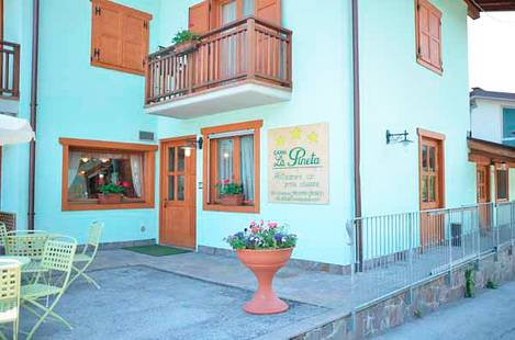 La Pineta Hotel