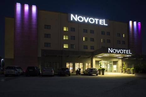Novotel Malpensa Airport