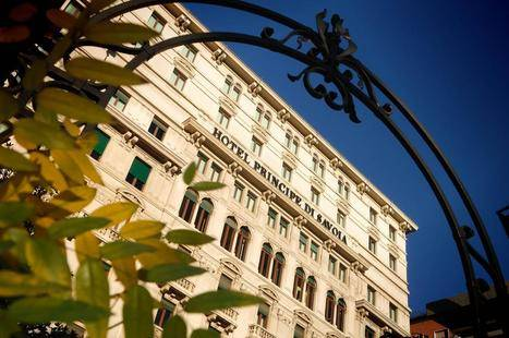 Principe Di Savoia Hotel