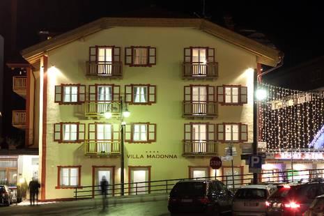Villa Madonna Garni Hotel