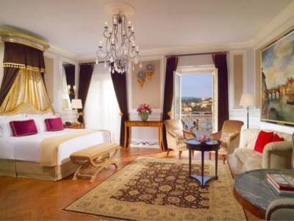 The St. Regis Florence Hotel