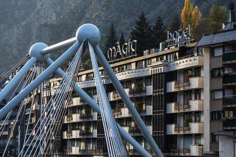 Hotansa Magic Andorra (Ex.Magic Andorra Hotel)