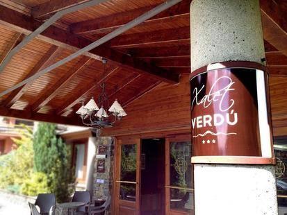 Xalet Verdu Hotel