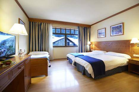 Euroski Mountain Resort (Ex. Euro Esqui Hotel)