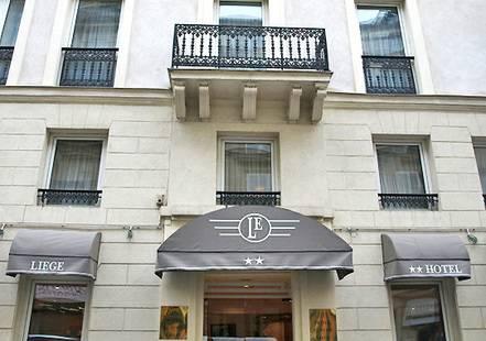 Europe Liege Hotel