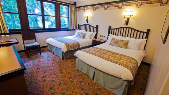 Disney'S Sequoia Lodge Hotel