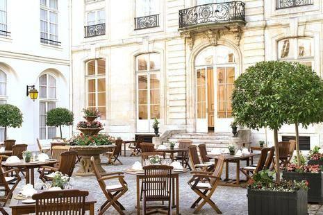 Saint James Albany Paris Hotel