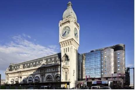 Mercure Gare De Lyon Hotel