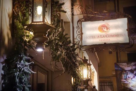 A La Commedia Hotel