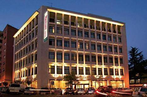Mercure Roma Piazza Bologna