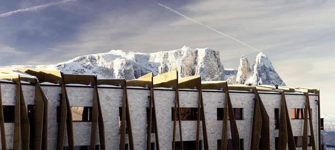 Alpina Dolomites Hotel