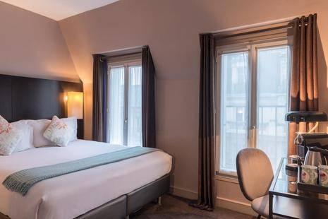 Best Western Paris Gare St Lazare ( Ex. Best Western Elysees Paris Monceau Hotel)