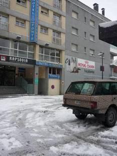 Les Fonts Hotel