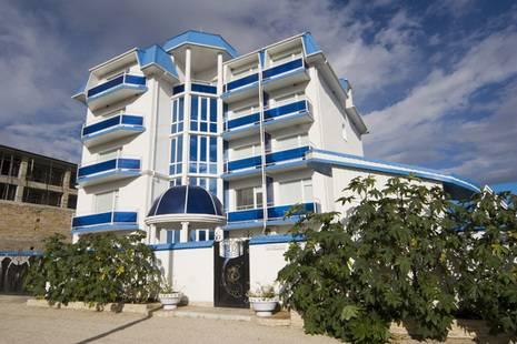 Лучистый Отель