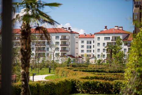 Имеретинский Апарт-Отель Парковый Квартал