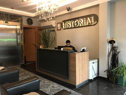 Historial Hotel