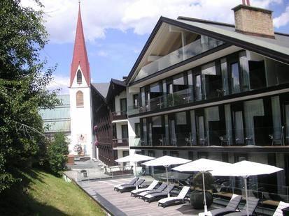 Alpenhotel Fall In Love