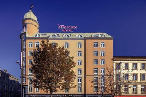 Mercure Wien Westbahnhof Hotel