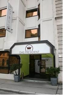 Das President Wien Hotel
