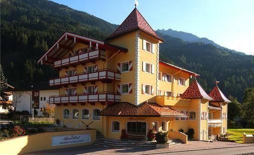 Garni Alpenschloessl Hotel