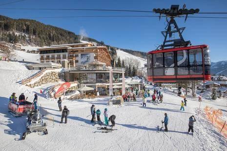 Alpine Resort Hotel Schwebebahn