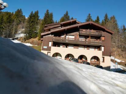 Residence Les Chalets De Valmorel