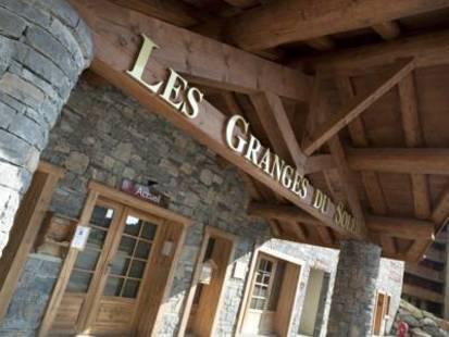 Residence Les Granges Du Soleil