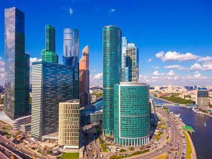 Новотель Москва Сити (Novotel Moscow City)