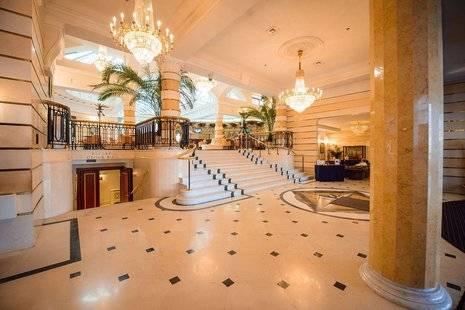 Ambassador Hotel Saint-Petersburg