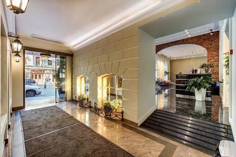 Золотой Треугольник (Boutique Hotel Golden Triangle)