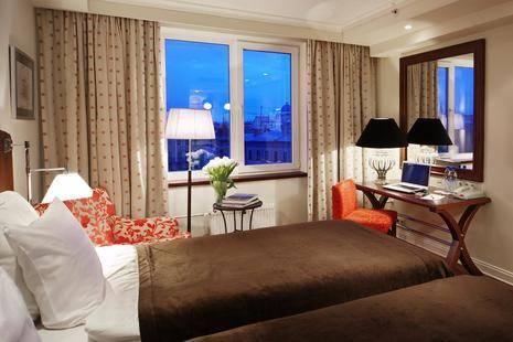 Sokos Hotel Olympia Garden