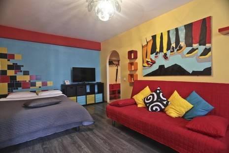 Kvart Apartments Belorusskaya