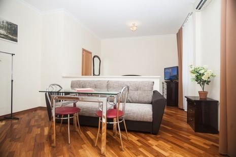 Kvart Apartments Tverskaya