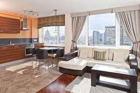 Moscow Suites Noviy Arbat