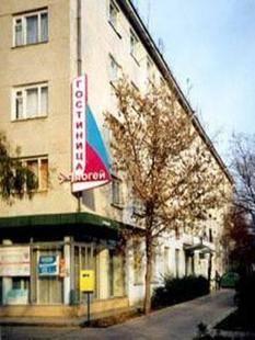 Отель Апогей