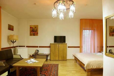 Отель Пруссия