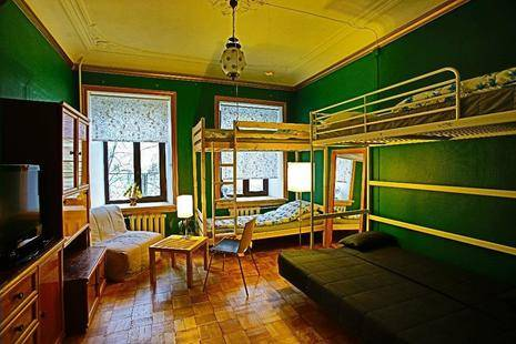 Students Rooms На Петроградской