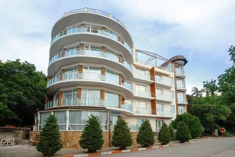 Отель Лазурный