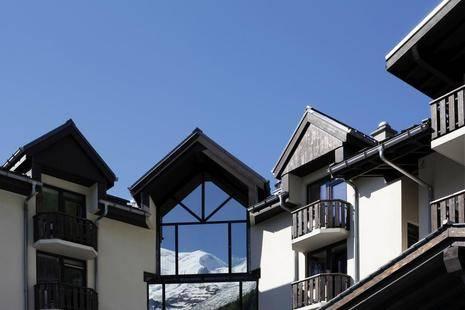 Refuge Des Aiglons (Ex.Aiglons Resort And Spa)
