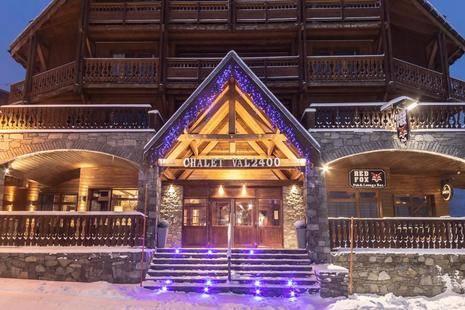 Residence Chalet Val 2400