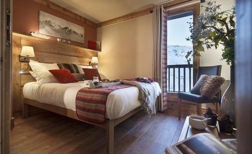 Residence Montagnettes Le Hameau De La Sapiniere