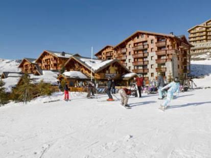 Residence Les Alpages De Reberty