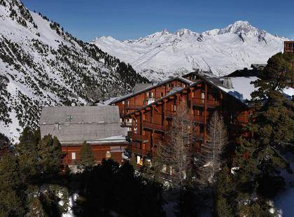 Residence Chalet Des Neiges Arolles