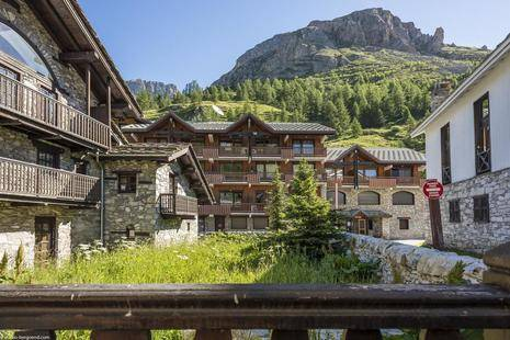 Residence Les Chalets De Solaise