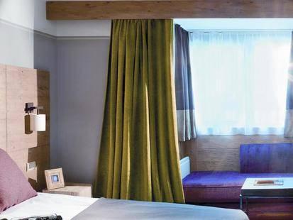 L'Aigle Des Neiges Hotel