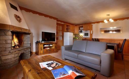 Residence Chalet Des Neiges Plein Sud