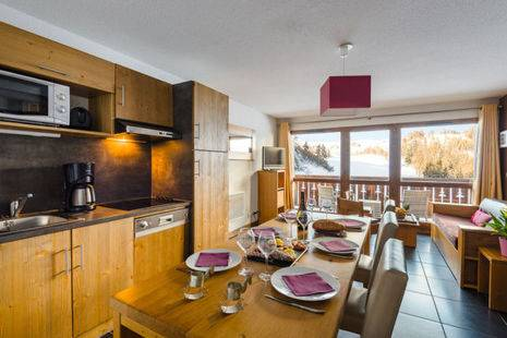 Residence Les Chalets Edelweiss