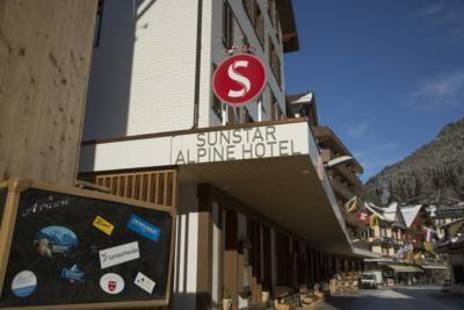Sunstar Alpine Hotel