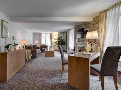 Les Sources Des Alpes Hotel
