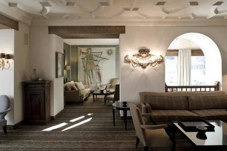 Morosani Schweizerhof Hotel